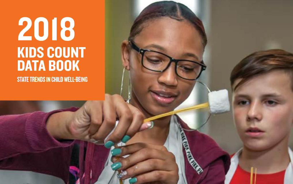 2018 KIDS COUNT Data Book