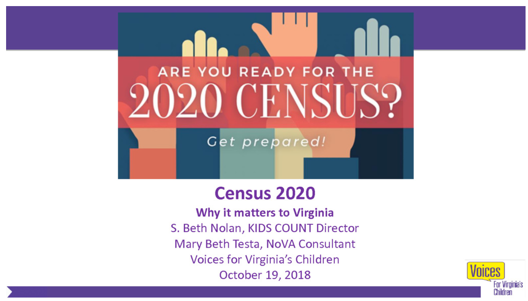 Are you ready for the 2020 Census?