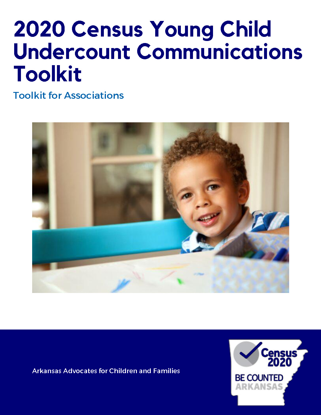 Arkansas Advocaates for Children and Families' Communication Toolkit